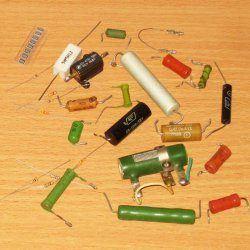 Компоненты часть 2, резисторы и их варианты исполнения