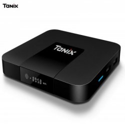 ТВ бокс Tanix TX3 Mini с S905W внутри