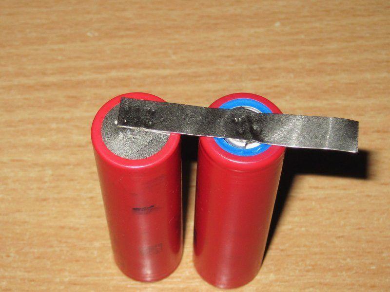 Аппарат точечной сварки с питанием от ионисторов