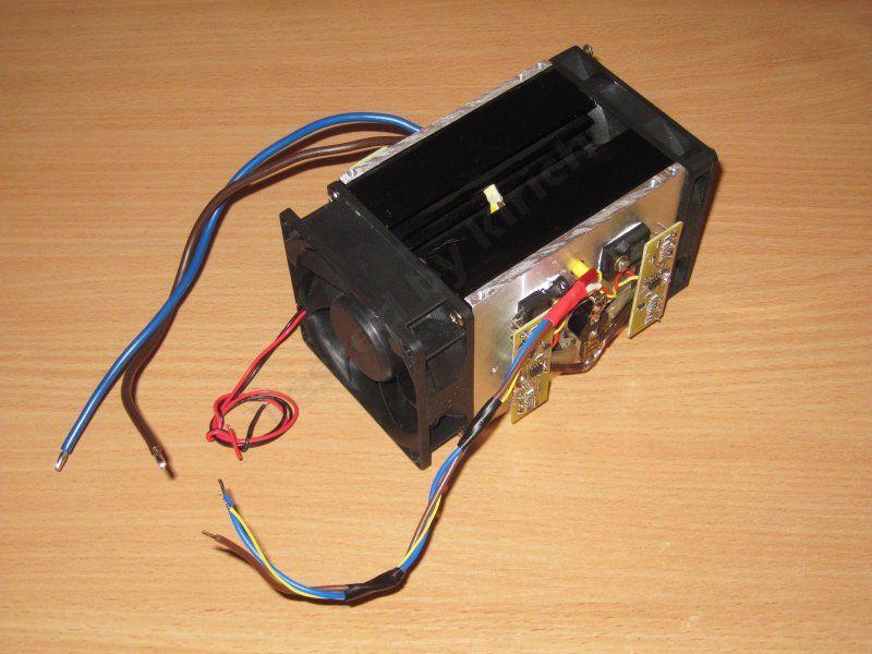 Интересный вариант электронной нагрузки